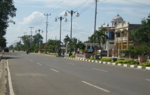 Jalan di Kabupaten Bungo